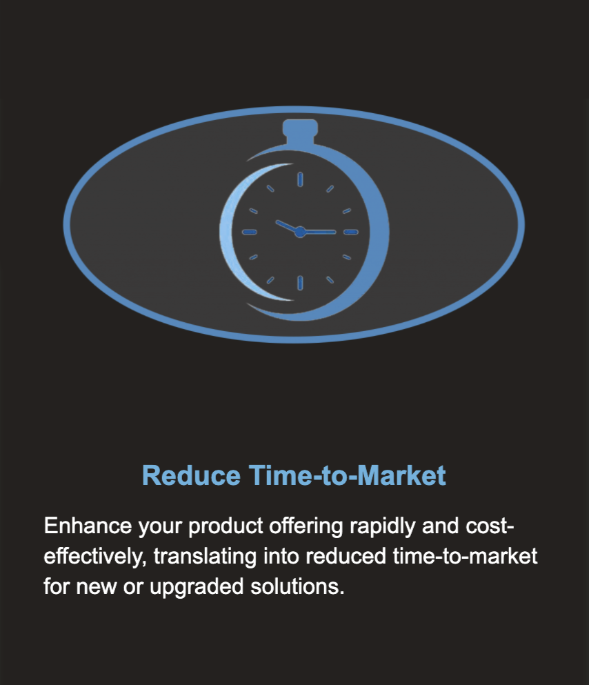 Reduce Time to Market