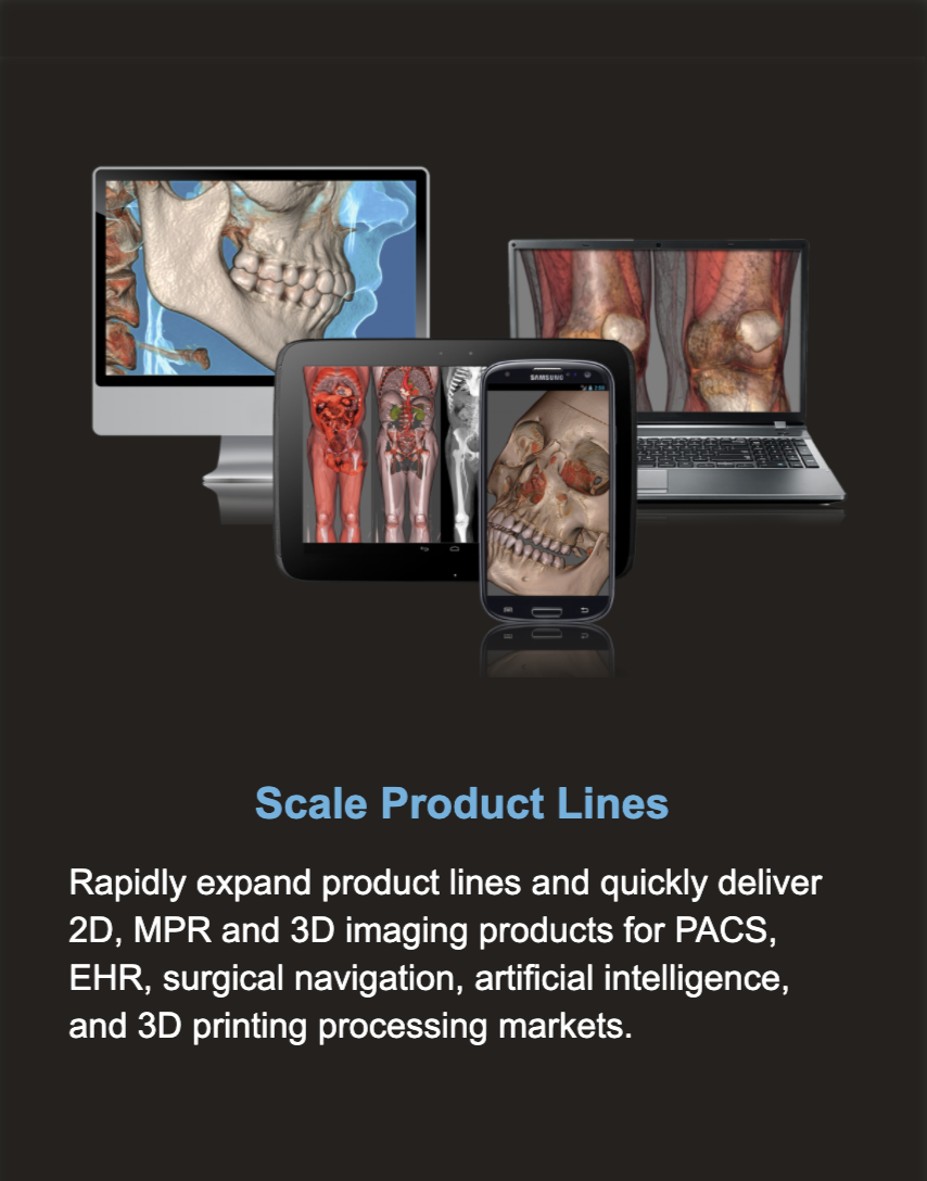 Scale Product Lines