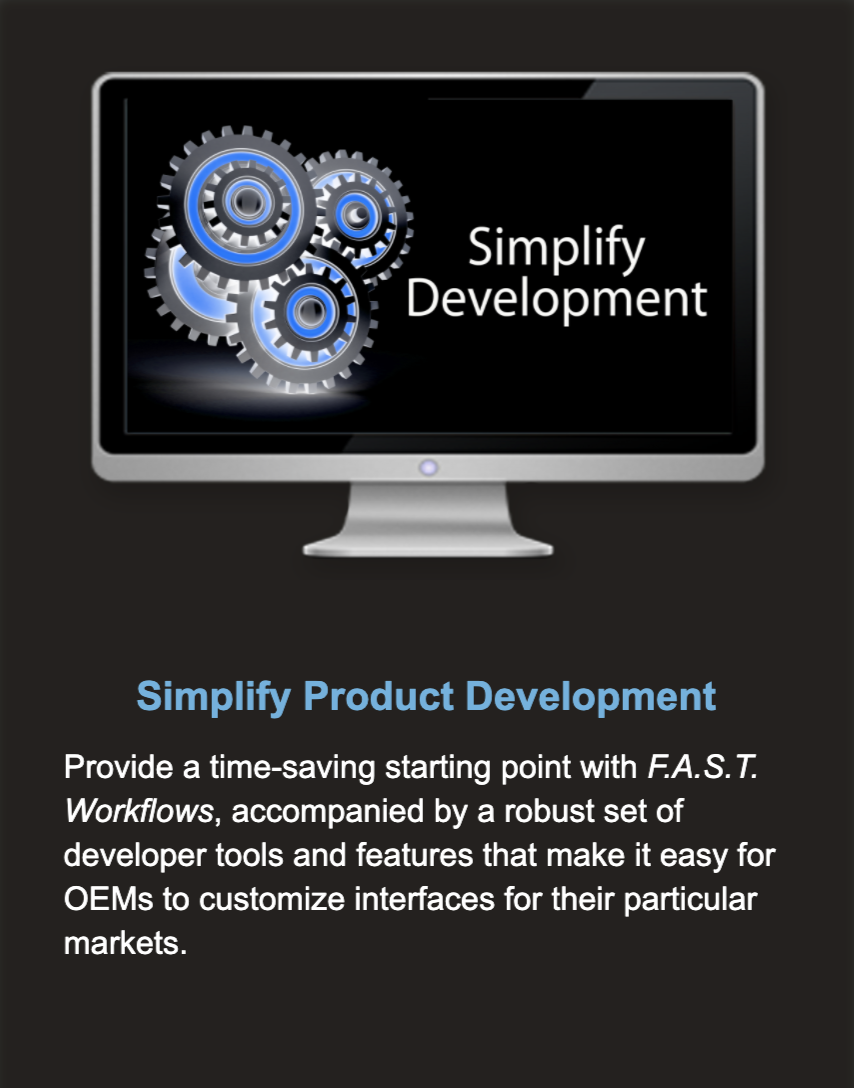 Simplify Product Development