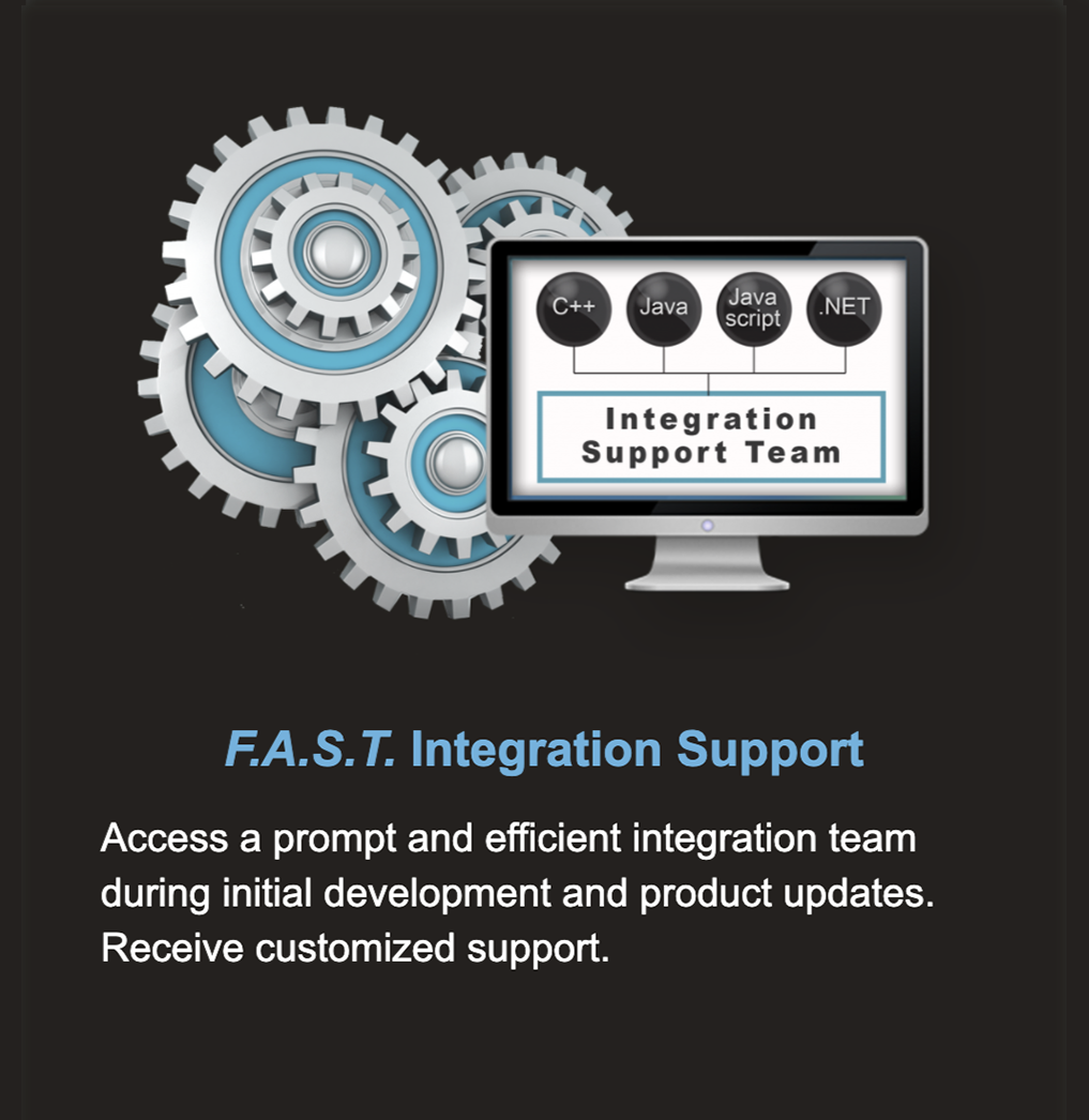F.A.S.T. Integration Support